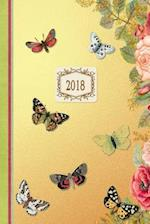 Butterfly 2018 Diary