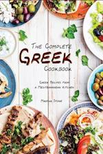 The Complete Greek Cookbook