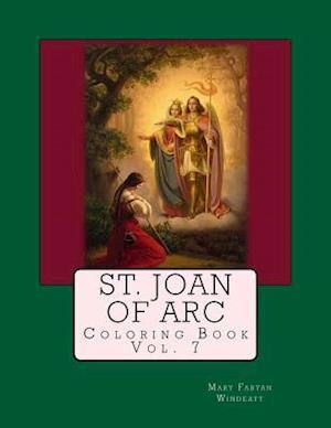 St. Joan of Arc Coloring Book