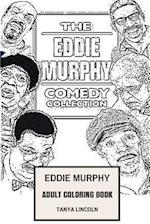 Eddie Murphy Adult Coloring Book