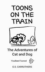 Toons on the Train