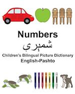 English-Pashto Numbers Children's Bilingual Picture Dictionary