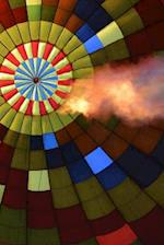 The Beauty of Hot Air Ballooning from the Inside Notebook