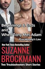 Beginnings and Ends & When Tony Met Adam with Murphy's Law (Annotated Reissues Originally Published in 2012, 2011, 2001)