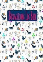 Birdwatching Log Book