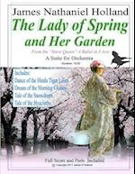 The Lady of Spring and Her Garden