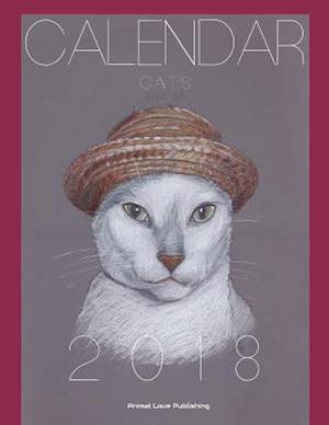 Calendar Cats 2018