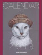 Calendar Cats 2018 af Ana M, Animal Love Publishing