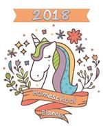 Homeschool Planner 2018