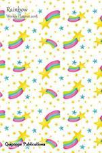Rainbow Weekly Planner 2018
