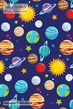 Solar System Weekly Planner 2018
