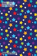 Stars Weekly Planner 2018