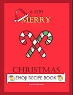 A Very Merry Christmas Emoji Recipe Book
