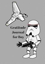 Gratitude Journal for Boy
