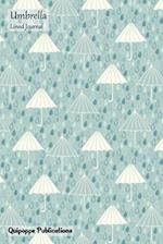 Umbrella Lined Journal