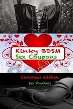Kinky Bdsm Sex Coupons Christmas Edition