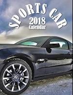 The Sports Car 2018 Calendar