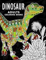 Dinosaur Adults Coloring Books