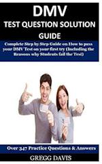 DMV Test Question Solution Guide