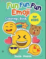 Emoji Coloring Books for Kids