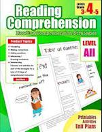 Reading Comprehension 4th Grade