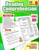 Reading Comprehension 8th Grade