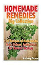 Homemade Remedies Big Collection