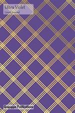 Ultra Violet Lined Journal