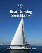 Boat Drawing Sketchbook