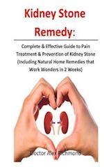 Kidney Stone Remedy