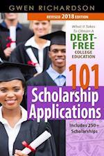 101 Scholarship Applications - 2018 Edition