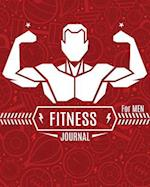 Fitness Journal for Men