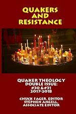 Quaker Theology, Double Issue
