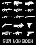 Gun Log Book