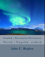 English / Norwegian Dictionary