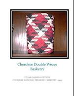 Cherokee Double Weave Basketry