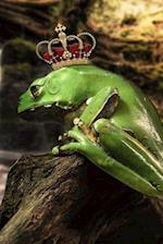 The Frog Prince Notebook