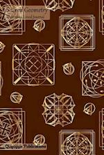 Sacred Geometry Illustrated Lined Journal