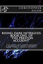 Rising Dark Intrigues af Christopher Allan
