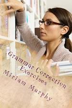 Grammar Correction Exercises