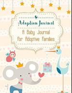 Adopted Baby Journal