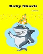 Baby Shark Notebook