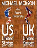 Michael Jackson - United States / United Kingdom - Vinyl Records Discography
