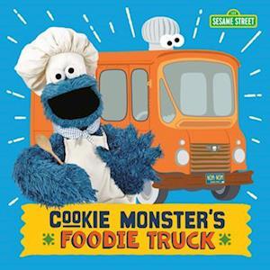 Cookie Monster's Foodie Truck (Sesame Street)