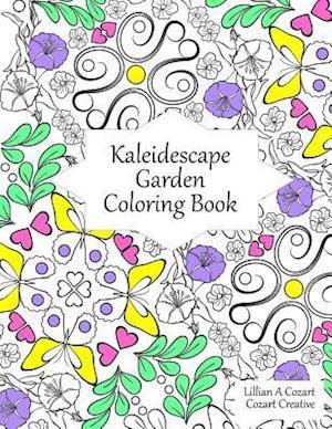Kaleidescape Garden Coloring Book