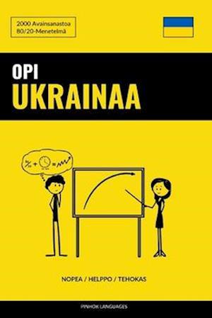 Opi Ukrainaa - Nopea / Helppo / Tehokas
