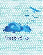 Freebird 10 af Journal Jungle Publishing