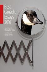 The Best Canadian Essays 2016 (The Best Canadian Essays in English)