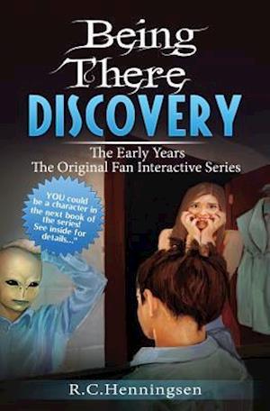 Bog, paperback Being There Discovery af R. C. Henningsen