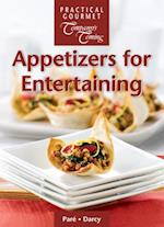 Appetizers for Entertaining (Practical Gourmet)
